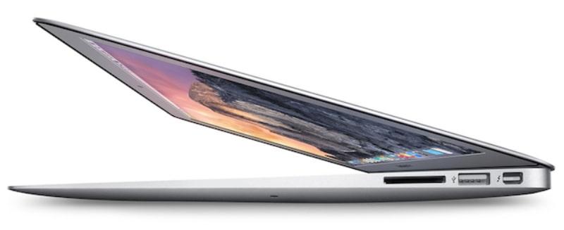 Macbook Air 13 inch 2015 Core i5 MMGF2 – Cấu hình khủng