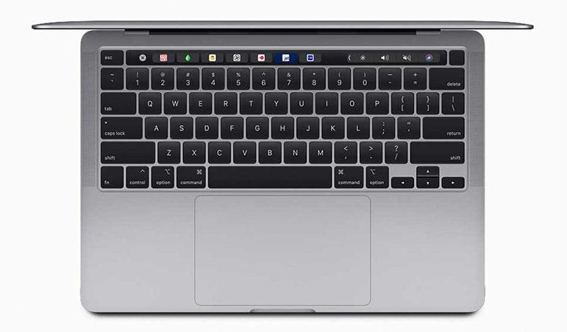 Macbook Pro 13 inch 2020 Core i5 8GB/256GB Chính Hãng (Active Online)