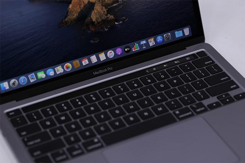 Macbook Pro 13 inch 2020 Touch ID Core i5 8GB/512GB Chính hãng (Full VAT)