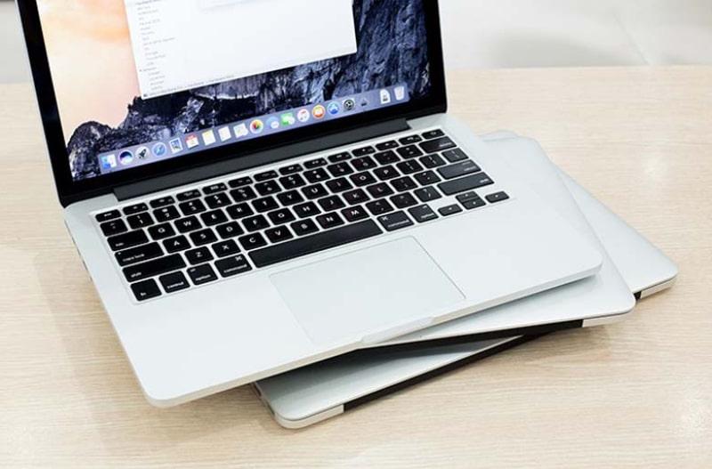 Macbook Pro Retina 13 inch 2015 MF840 - thiết kế nhẹ nhàng, đẹp vượt trội