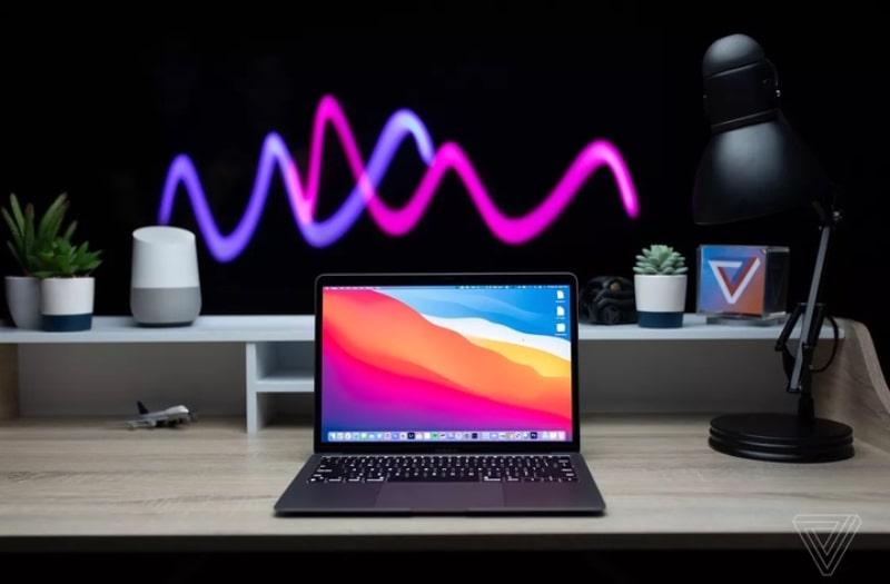Macbook chạy trên Chip M1
