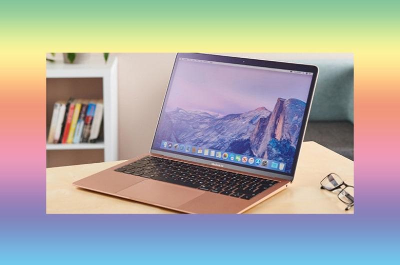 Macbook Air 13 inch 2020 M1 Chip ARM
