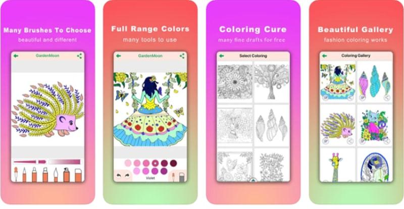 Paint.ml – Art Coloring Book