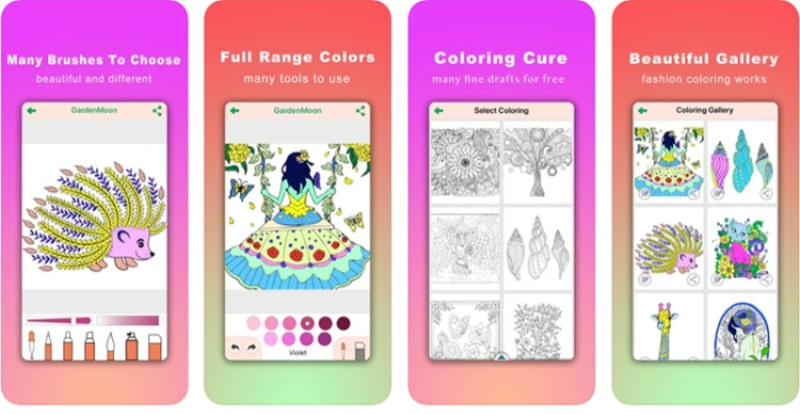 Paint.ml – Art Coloring Book