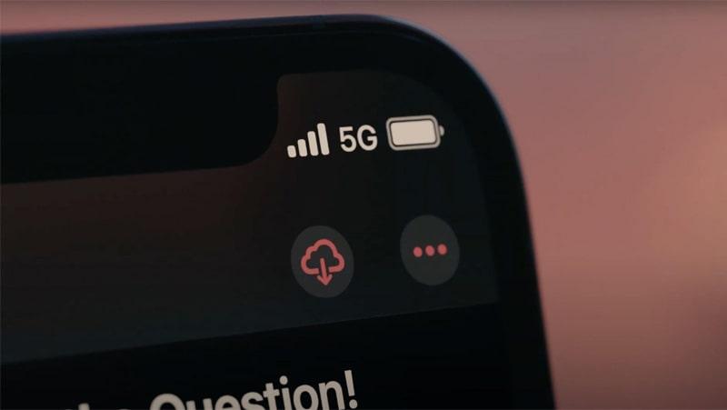 Tắt mạng 5G trên iPhone 12 series