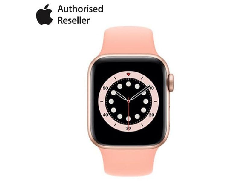 Theo dõi oxy trên Apple Watch Series 6