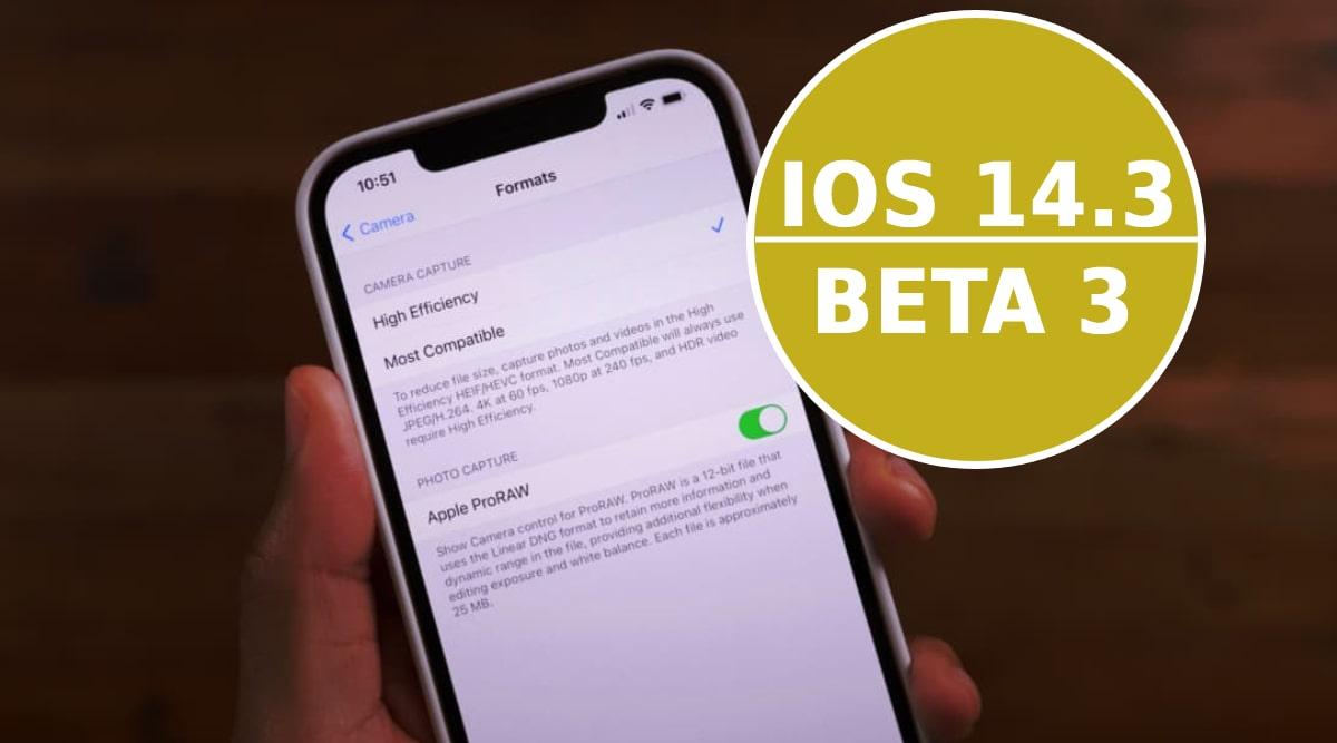 Apple phát hành bản cập nhật iOS 14.3 và iPadOS 14.3 beta 3 cho nhà phát triển, bạn đã cài đặt chưa?