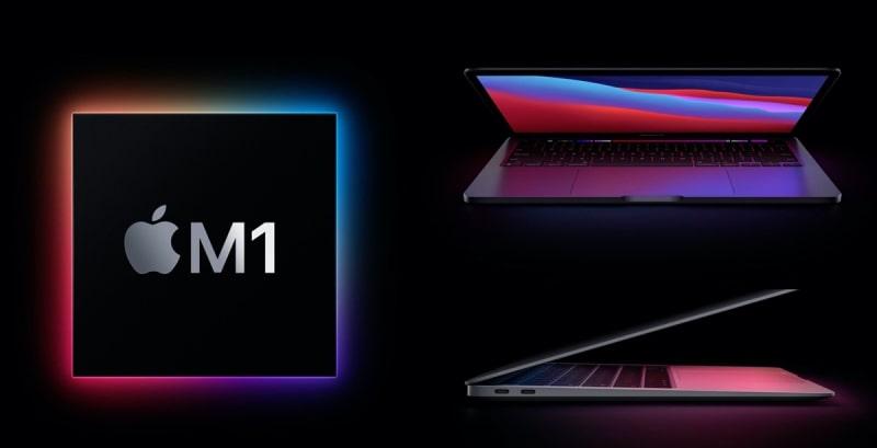 Apple ra mắt chip M1