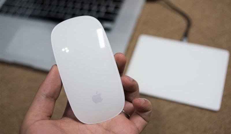 Chuột không dây Apple Magic Mouse 2 MLA02 (Full VAT)