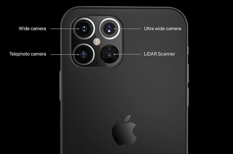 Xuất hiện video so sánh Galaxy S21+ và iPhone 12 Pro Max