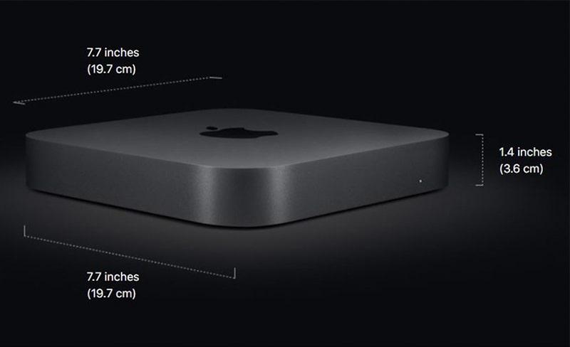 Mac mini 2020 (Chip M1)