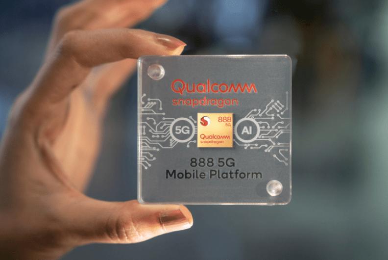 Qualcomm ra mắt Snapdragon 888