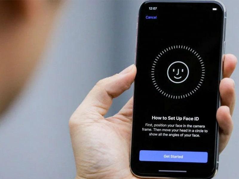 Sửa lỗi Face ID không nhận diện trên iPhone Xr Sua loi Face ID khong nhan dien tren iPhone viendidong 1