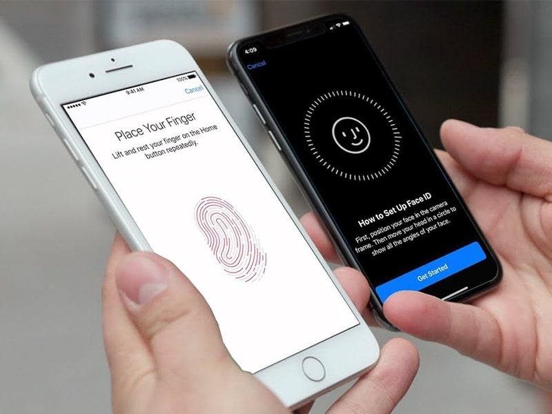 Sửa lỗi Face ID không nhận diện trên iPhone