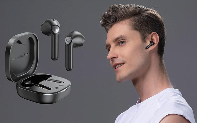 Tai nghe Bluetooth Soundpeats TrueAir 2