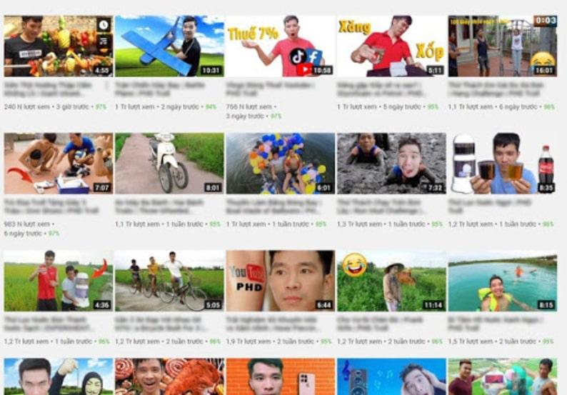 YouTube công bố Việt Nam nằm trong danh sách thứ 9 trên thế giới có số lượng video bị xóa