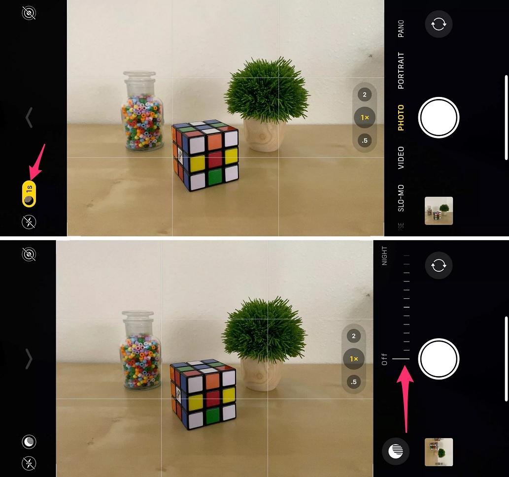 Hình chụp sáng tối bởi camera iPhone 11