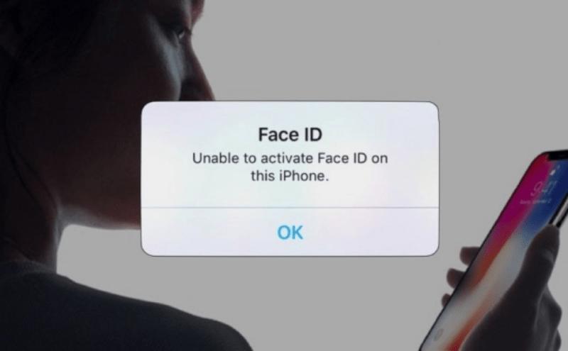 Nguyên nhân iPhone bị mất Face iD
