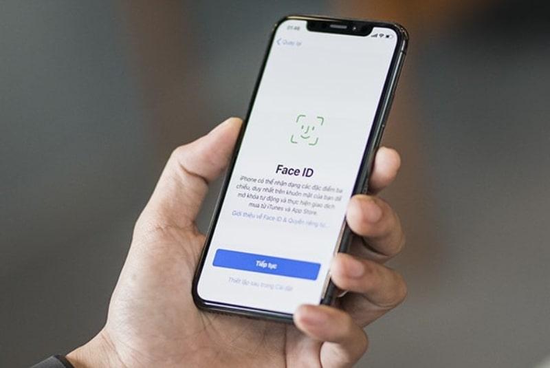 Cách sửa lỗi Face ID không nhận diện khuôn mặt trên iPhone tại nhà Sua loi Face ID cho iPhone